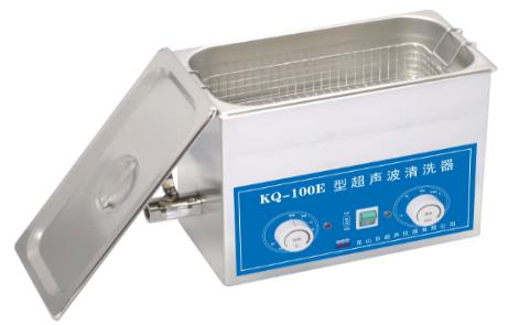 昆山舒美超声波清洗器 KQ-100E