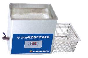 昆山禾创台式数控超声波清洗器KH100DE