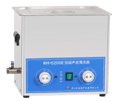 昆山禾创超声波清洗器KH5200E