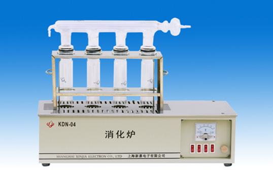上海新嘉电子井式消化炉KDN-04