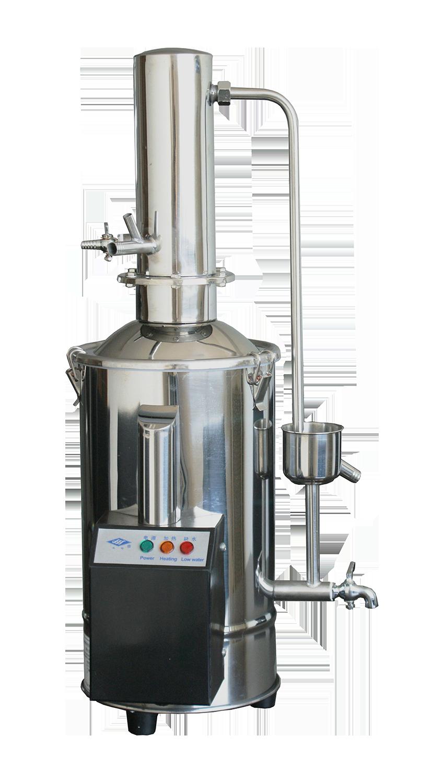 上海三申DZ系列不锈钢电热蒸馏水器(断水控制型)DZ5Z