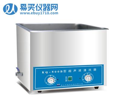 昆山舒美台式超声波清洗器KQ-800