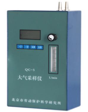 北京劳保所大流量空气采样器QC-5
