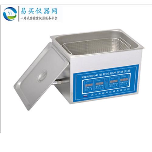 昆山舒美数控超声波清洗器KQ5200DE